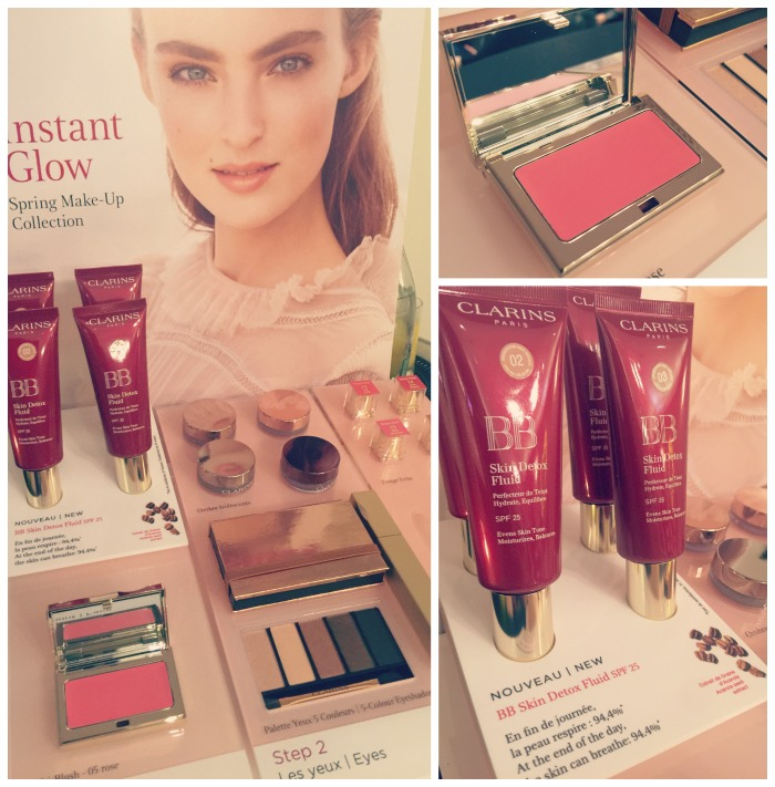 Clarins Spring Makeup Launch 2016