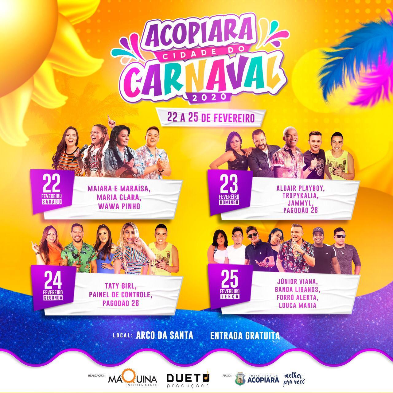 Carnaval de Acopiara 2020