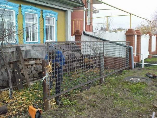 Как сделать ворота на забор