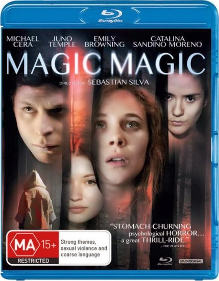 Magic Magic (2013) BluRray 720p BRRip 575MB