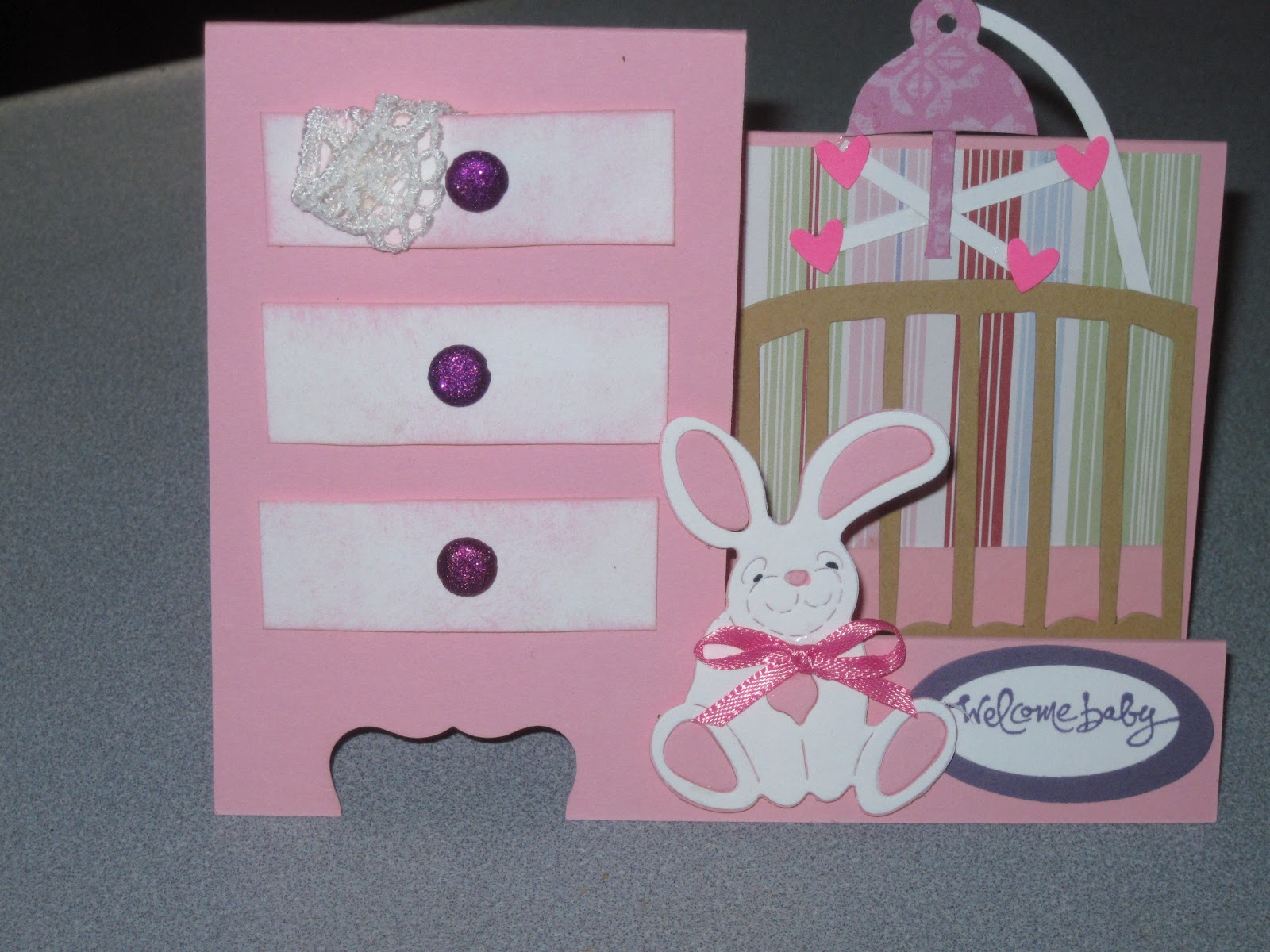 Homemade Baby Cards On Pinterest | Party Invitations Ideas