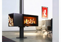 Unique Design of Fireplace for Your Modern Style Warmth