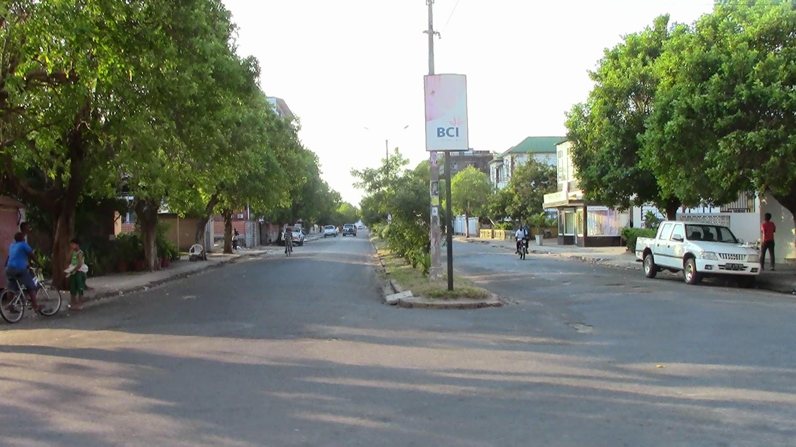Aeroporto De Quelimane : Cidade de quelimane