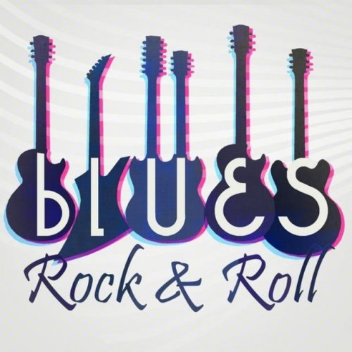 Download Blues Rock & Roll 2015 1440049448 cover