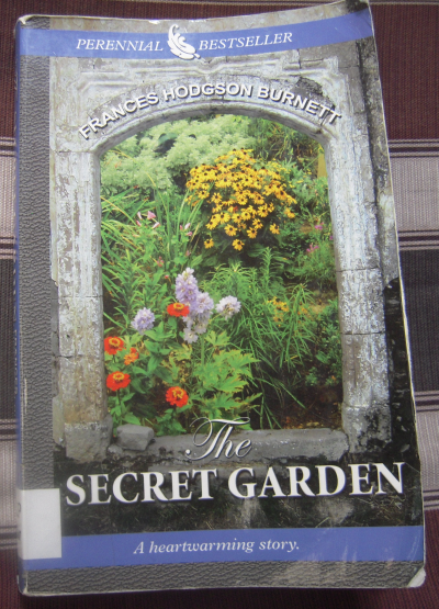 Gluten Free Book Club The Secret Garden