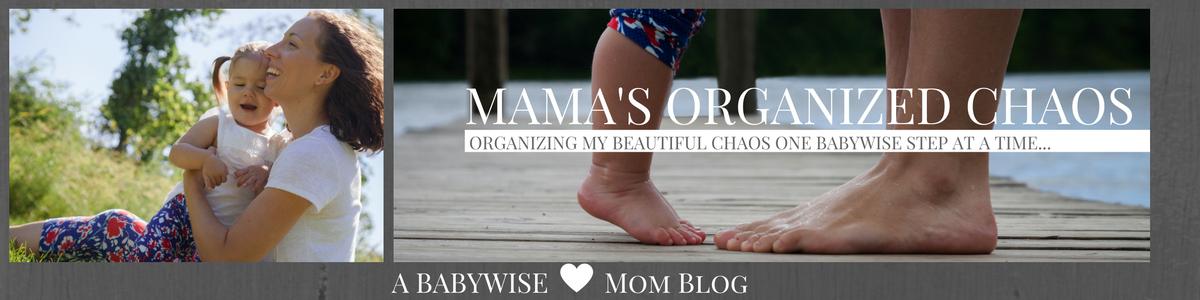 Mama's Organized Chaos