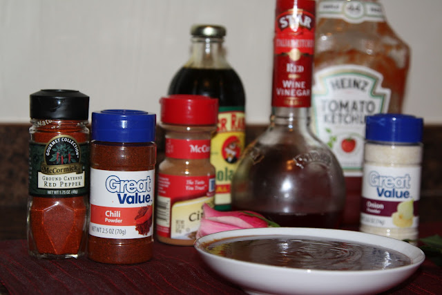 Quick and Easy to prepare barbecue sauce