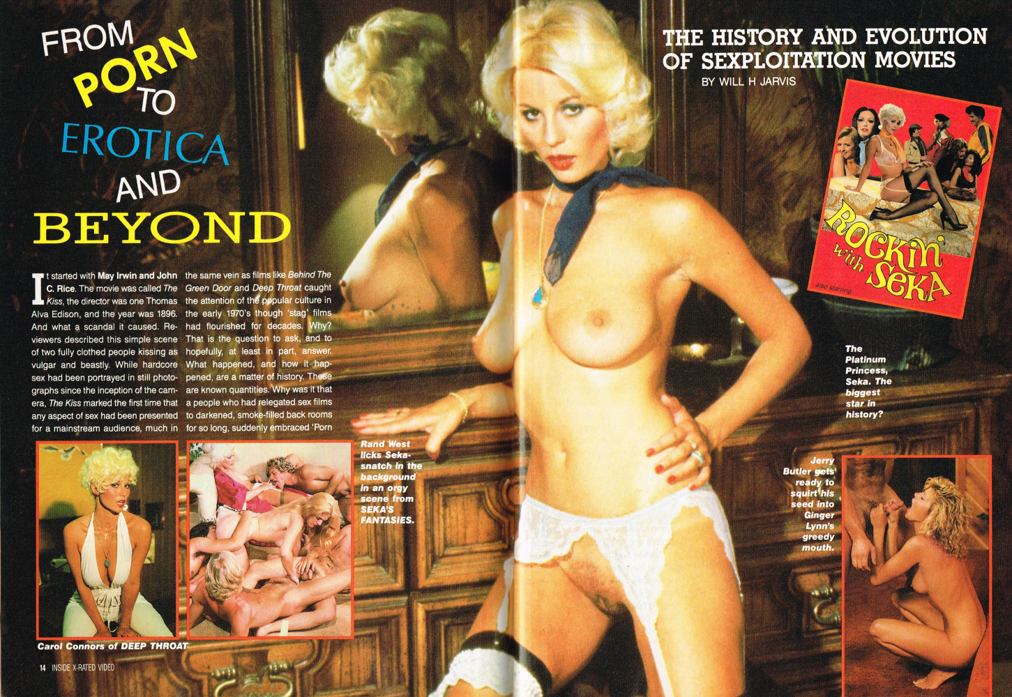 Of erotica history