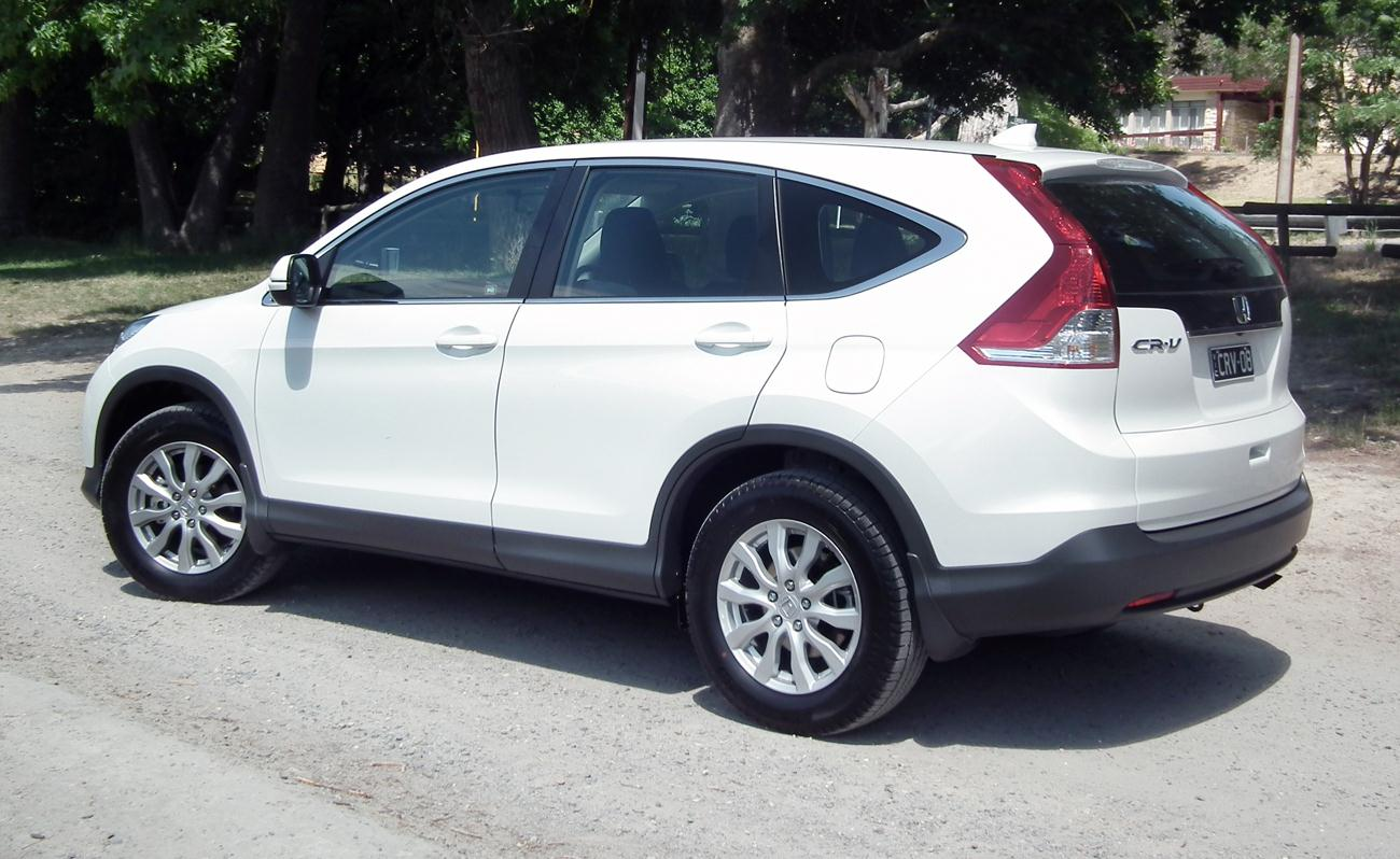 New Car Models: Honda crv 2013