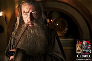 Ian McKellen as Gandalf - Hobbit Movie