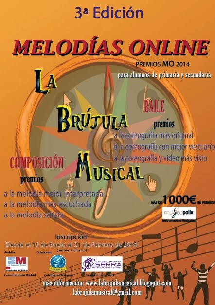 Melodías Online 2014