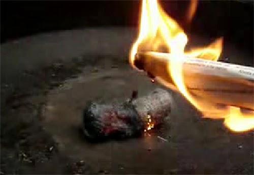 تعلم كيف تولع النار بدون كبريت و بكل سهولة