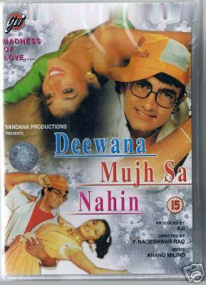 Deewana Mujh Sa Nahin  1990  seyretDeewana Mujh Sa Nahin