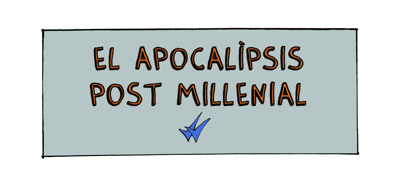 Apaga y vámonos el cómic de María Callizo Monge sobre el Apocalípsis post-millenial
