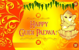 Gudi Padwa wishes from Panoramic Universal