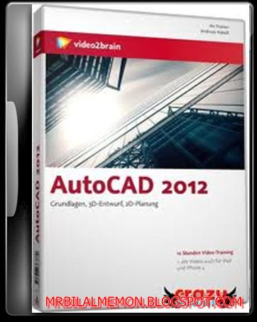 AutoCAD 2012 Crack X Force Keygen Full Version Is Here