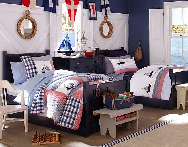 Kamar tidur anak minimalis modern 7