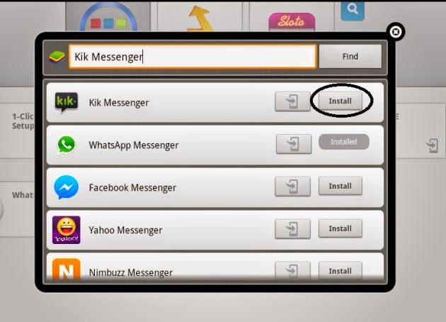 Install-Kik-Messenger