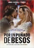 """Portada del libro """"Por un puñado de besos"""", de Jordi Sierra i Fabra"""