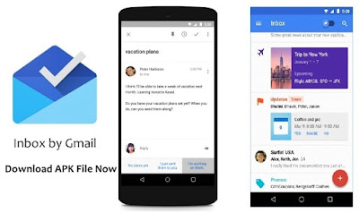Gmail Got Update with new Smart reply Feature for Android Users : Download the APK