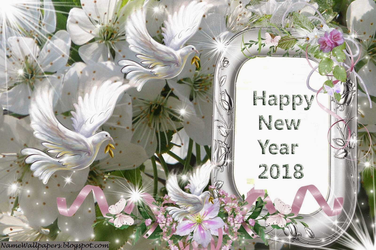 Happy New Year 2018 Wallpapers HD Images Pictures 2018 ~ Happy New Year 2018 ...