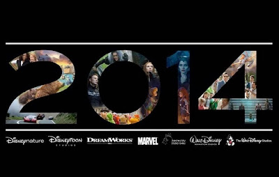 Disney movie releases 2014