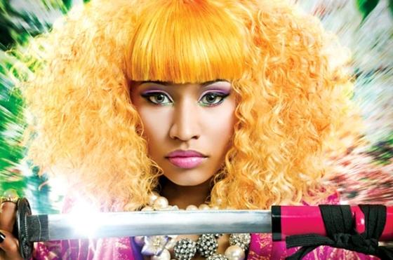 Yellow Haired Celebrities Thinking Yellow