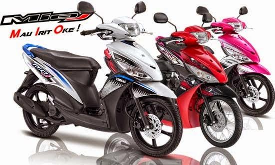 New Yamaha Mio J FI