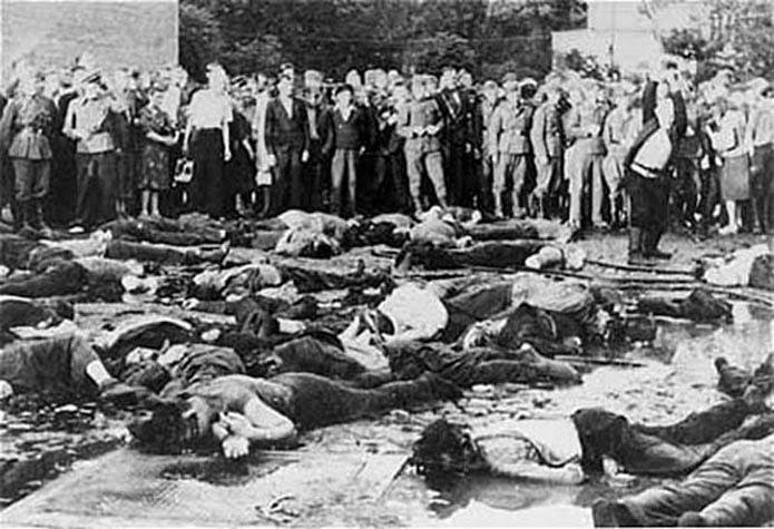 the increasing severity of the jewish holocaust events between 1933 to 1945 The 3rd reich & the holocaust era, jan 1933-may 1945  what were the jewish reactions to increasing antisemitic  - what events in 1938 pushed many jews to try.