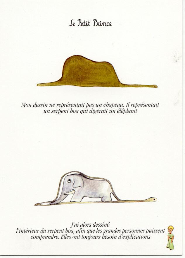 Citaten Uit Le Petit Prince : Galoobzzz the little prince