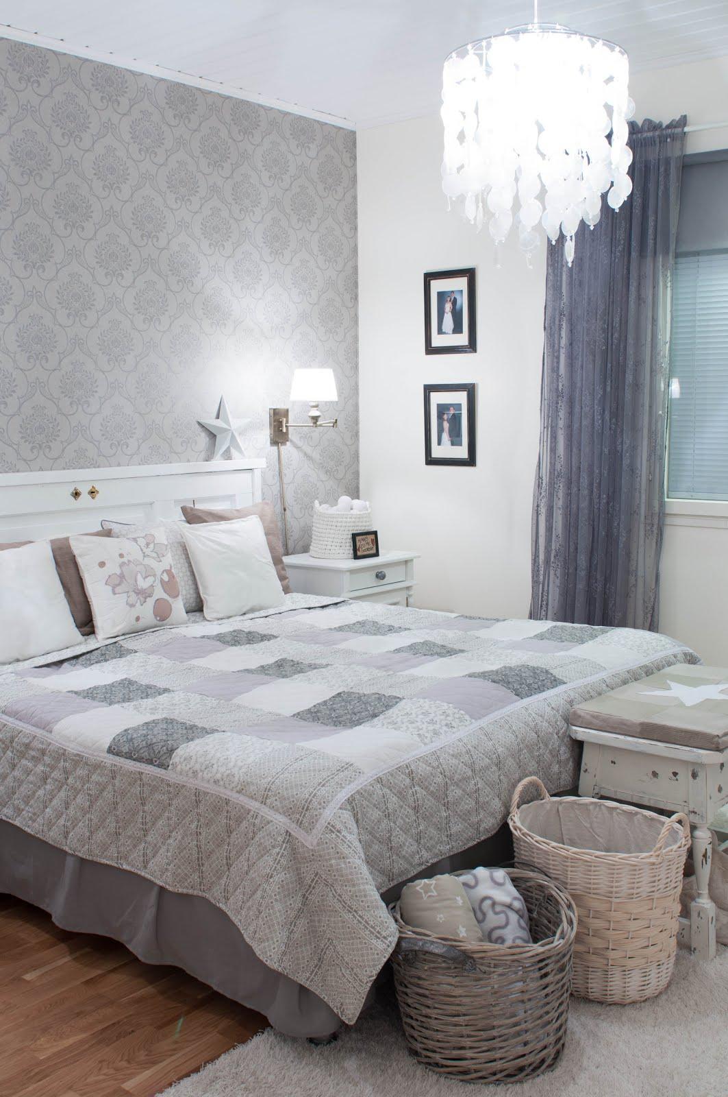 Edellisen kodin makuuhuone