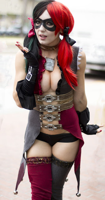 Netherealm anime, comic, cosplayer
