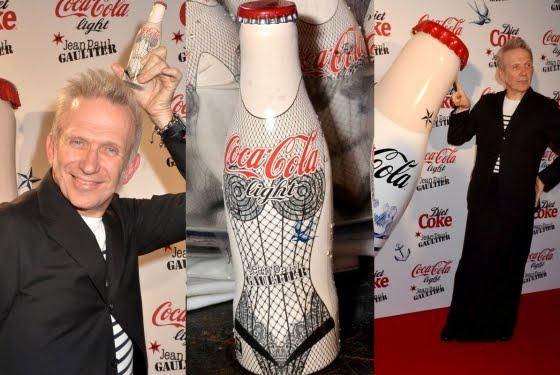Jean Paul Gaultier coca cola