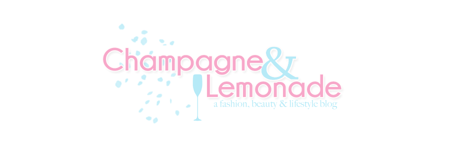 Living my champagne lifestyle on a lemonade budget