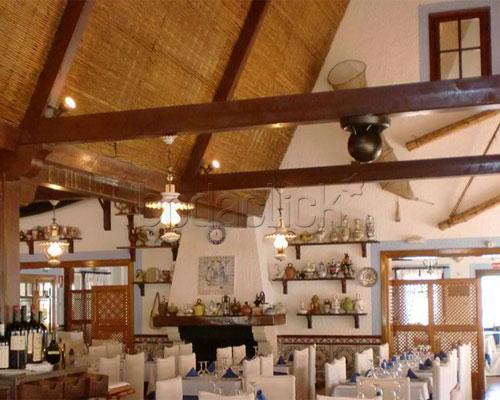 Entre fogones restaurante casa salvador l estany de cullera valencia - Restaurante casa de valencia ...