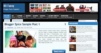 BloggerSpice