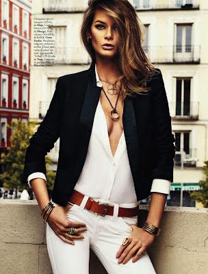 Flavia de Oliveira: Brazilian Supermodel