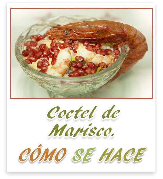 COCTEL DE MARIS...