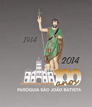 Paroquia São João Batista.