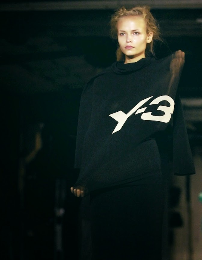 Y3 Spring 2007 via balenci tumblr