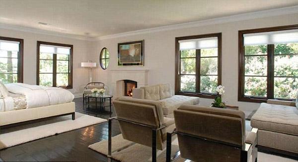 Kim kardashian s mansion interior design world amazing - Peinture maison interieur photo ...