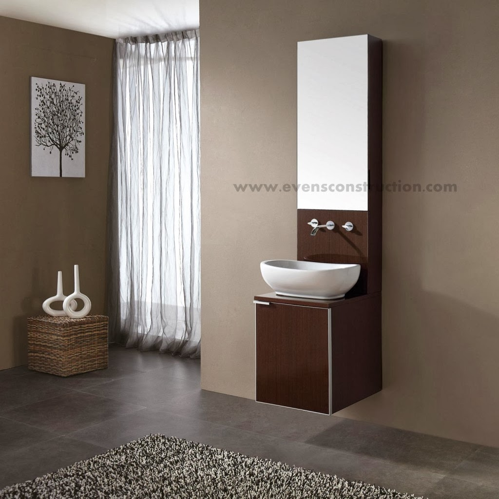 Floating Bathroom Vanity and Sink