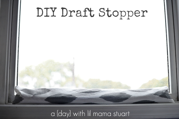 draft stopper