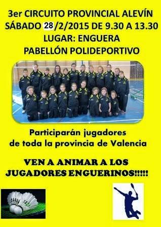 CLUB BADMINTON ENGUERA