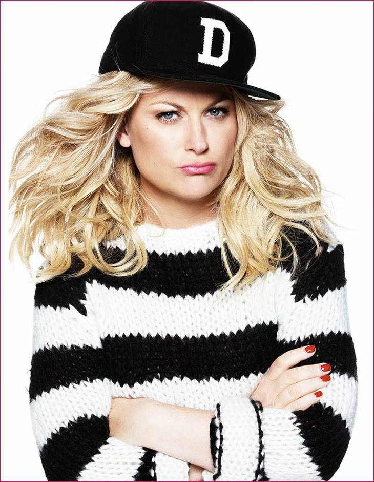 Amy Poehler Magazine Photoshoot For Paper Magazine December 2013
