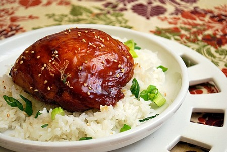 Article first published as Baked Teriyaki Chicken on Blogcritics.