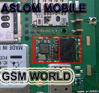 Nokia X 3 No operator found