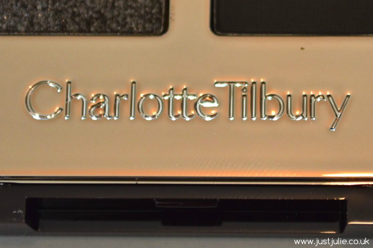 Charlotte Tilbury Colour-Coded Eyeshadow Palette review