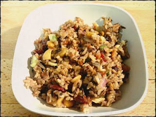Recipe: Winter wild rice salad