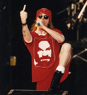 12 Fakta Rahasia Guns N' Roses